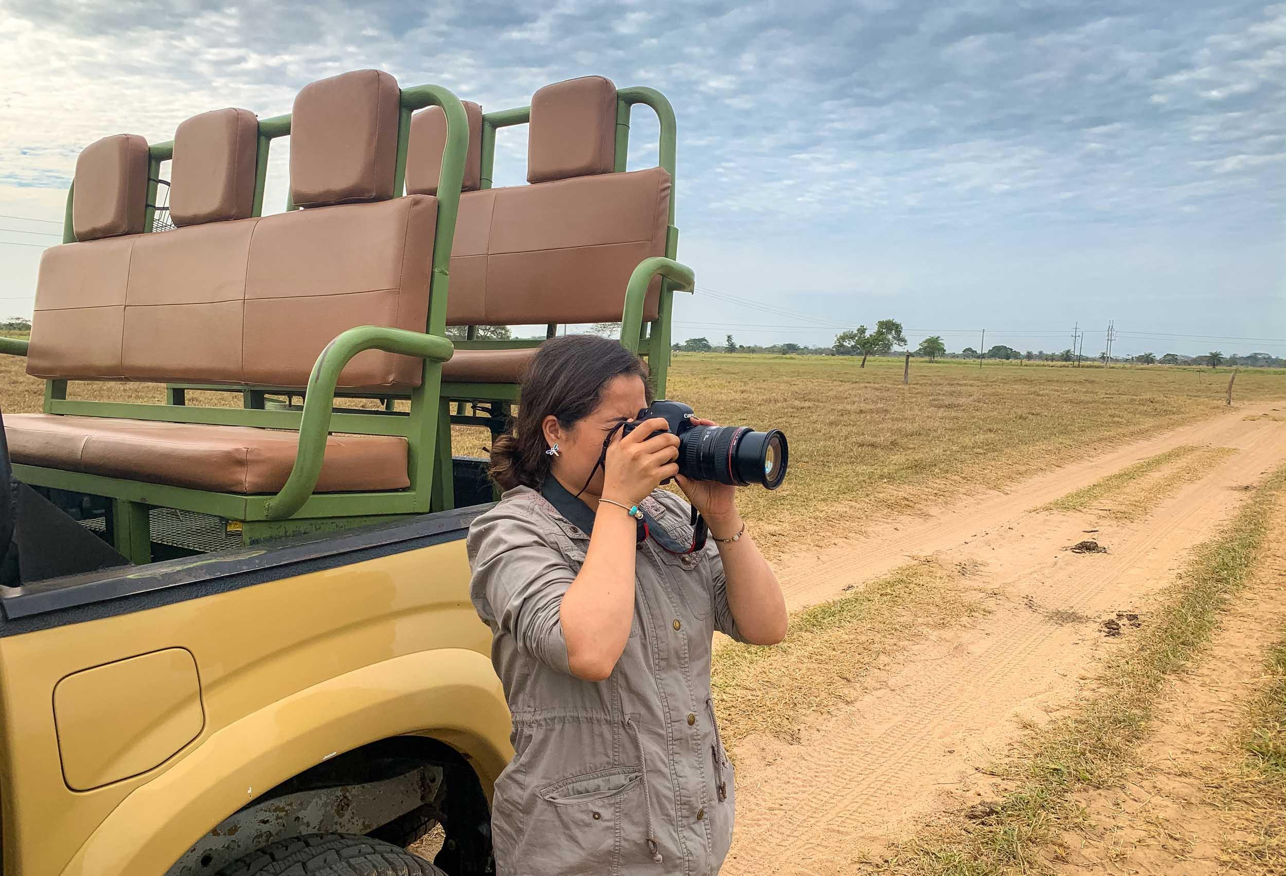 MS Productions Safari Tour Photography